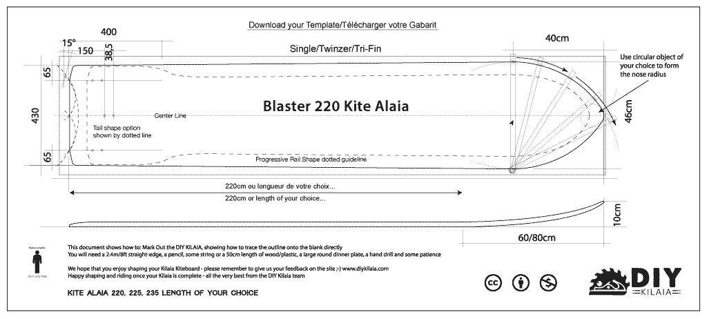 download Blaster 220 cm