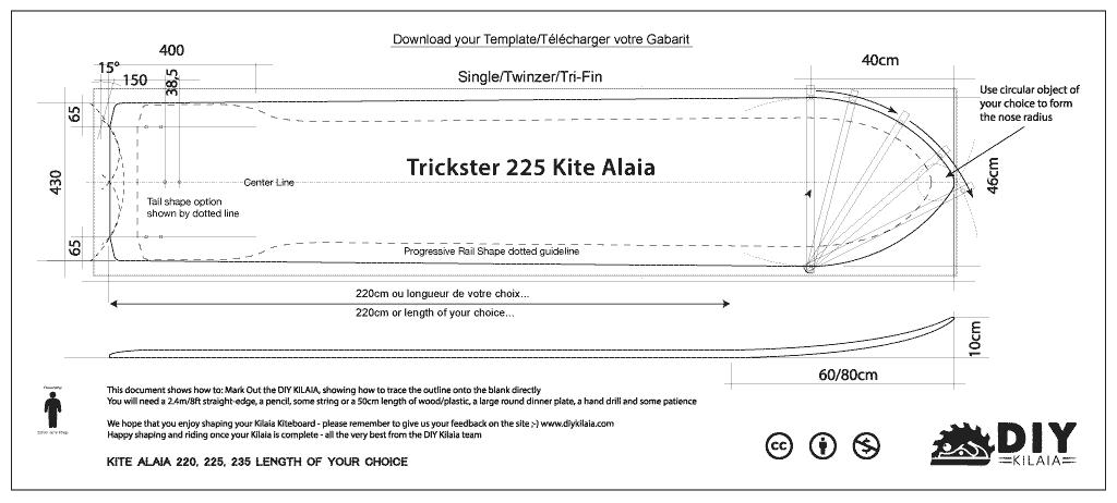 download Trickster 225 cm