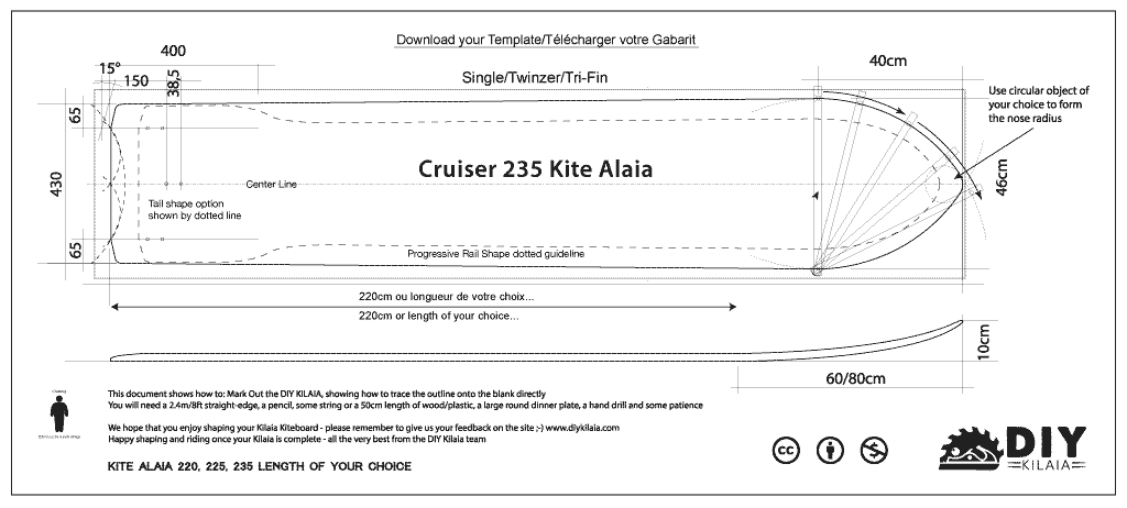 download Cruiser 235 cm