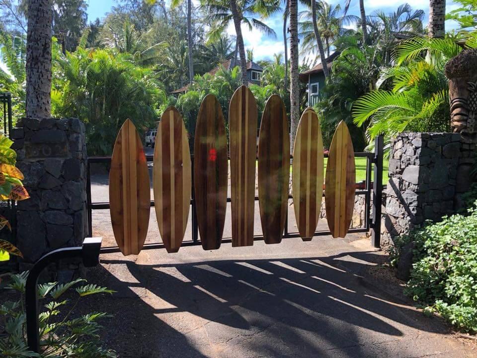 Alaia Surfboards - Maui, hawaii 2018